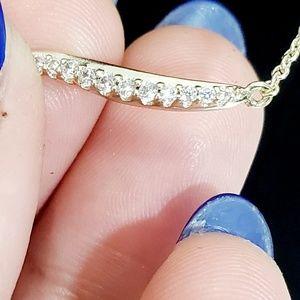 Kendra Scott Jewelry - Nwt Kendra Scott gold plates  pendant necklace